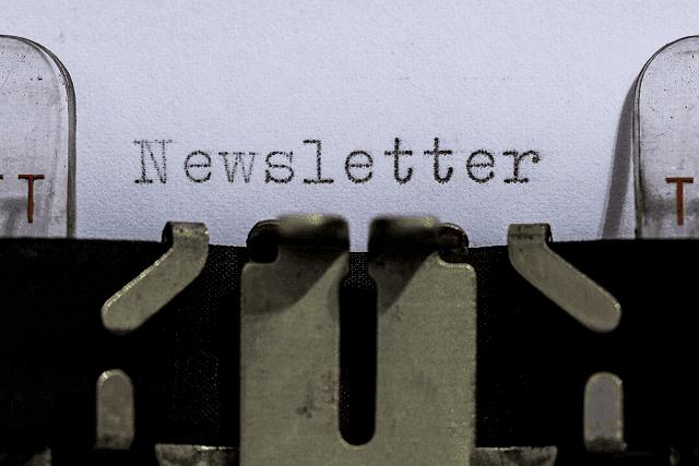 La newsletter comme outil de communication et fidélisation