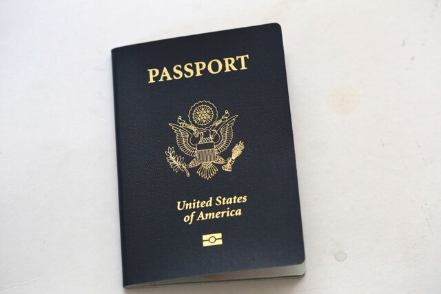 Passeport us