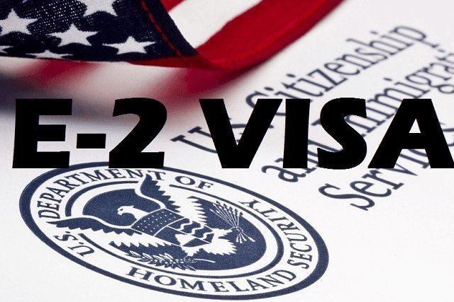 Visa E-2 pour investisseurs étrangers : procédure et documents