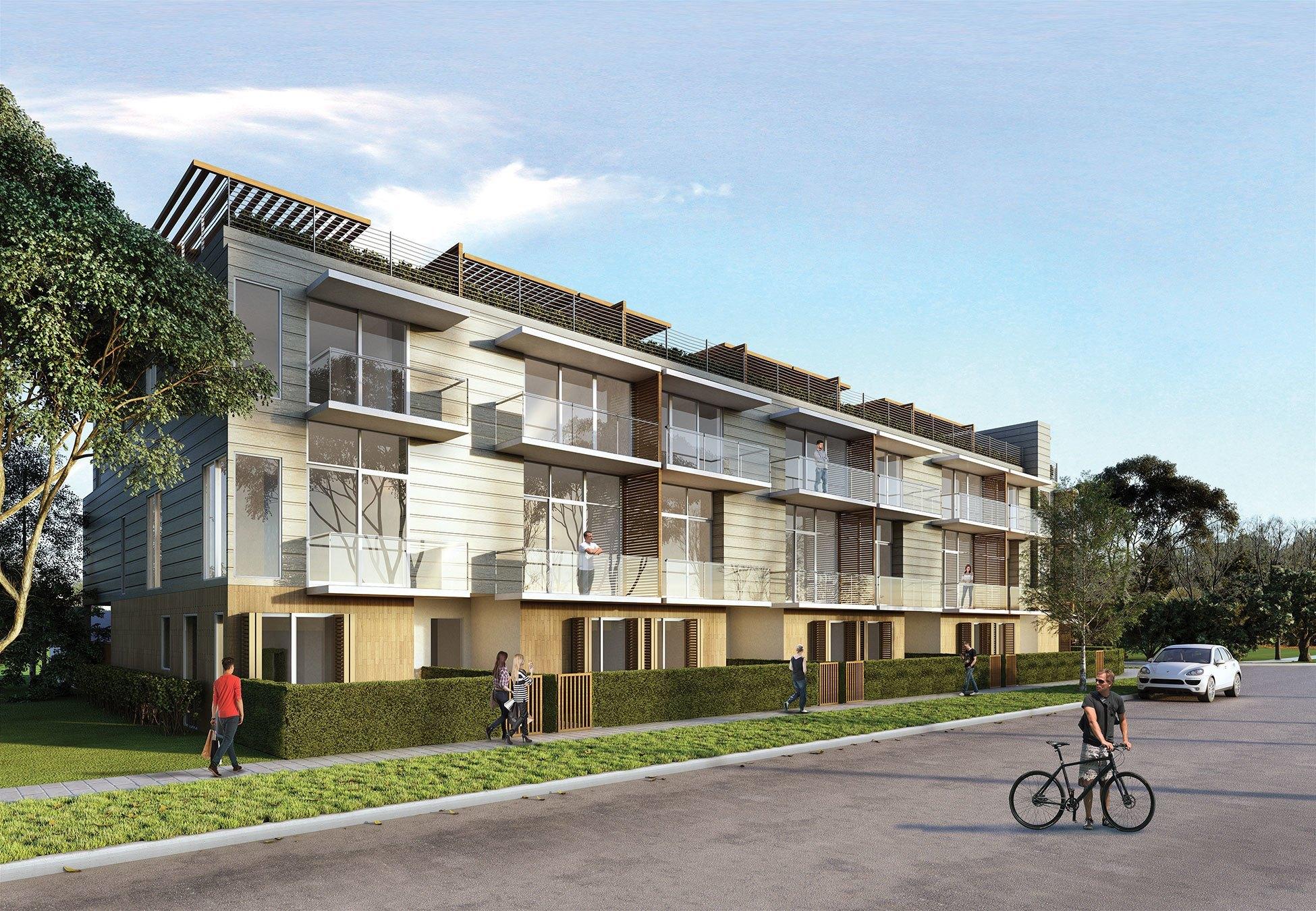 Lancement du programme neuf de barnes au coeur des roads for Investir appartement neuf