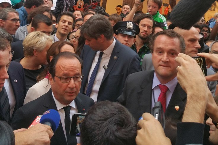 Hollande Best of france 2015