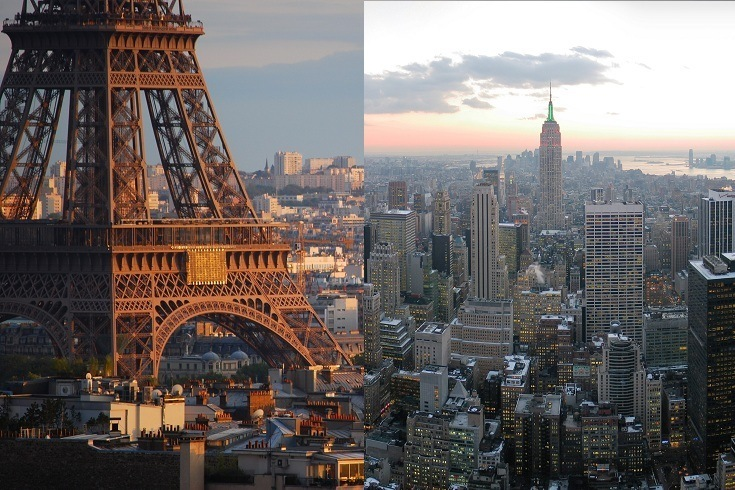 nyc-paris