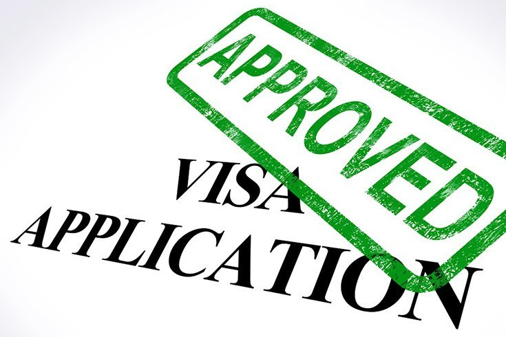 Visa approved