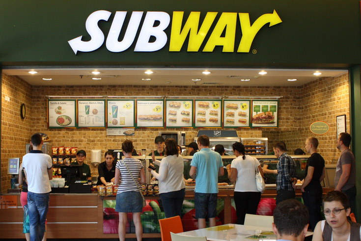 franchise subway