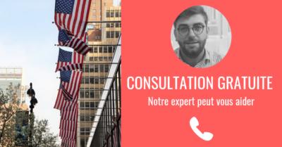 consultation pour entreprendre aux USA