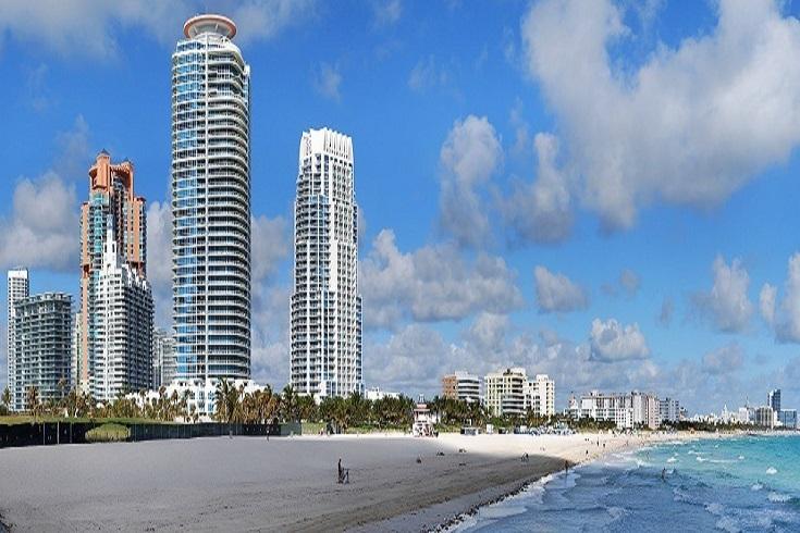 e boom immobilier pour sauver Miami de la montée des eaux ?
