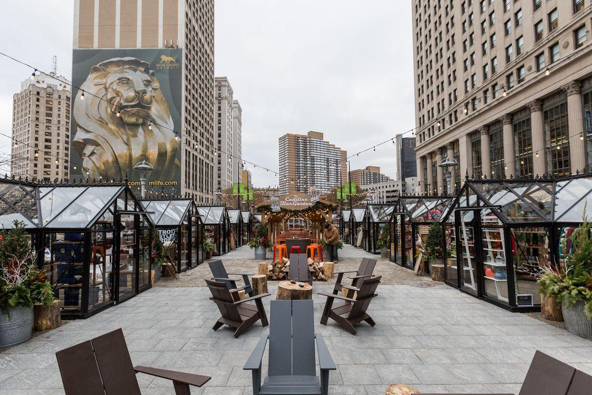Détroit connaît un renouveau, ce qui ravit les investisseurs immobiliers.