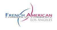 Logo de la Chambre de Commercre Franco Américaine de Los Angeles