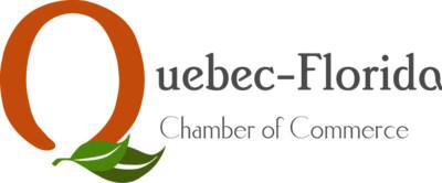 Il s'agit du logo de la Chambre d eCommerce Quebec-Floride.