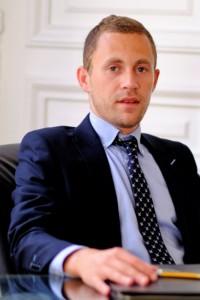 Nicolas Charbonnier, fondateur de Mondial Change, société spécialisée en change de monnaie