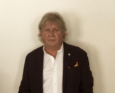 Patricke Leser, co-fondateur de Detroit 2L Properties, specialiste de l'immobilier a Detroit, aux Etats-Unis.