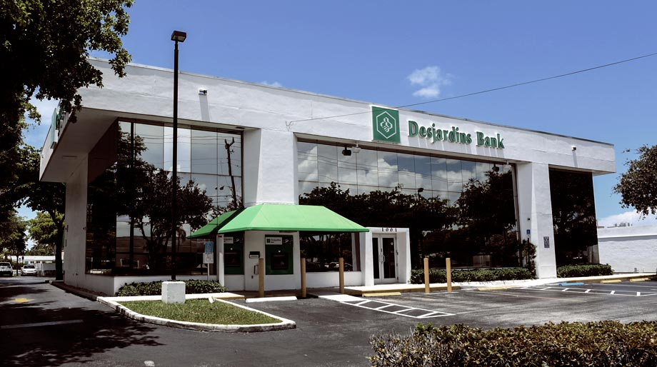 Desjardins Bank Hallandale Beach