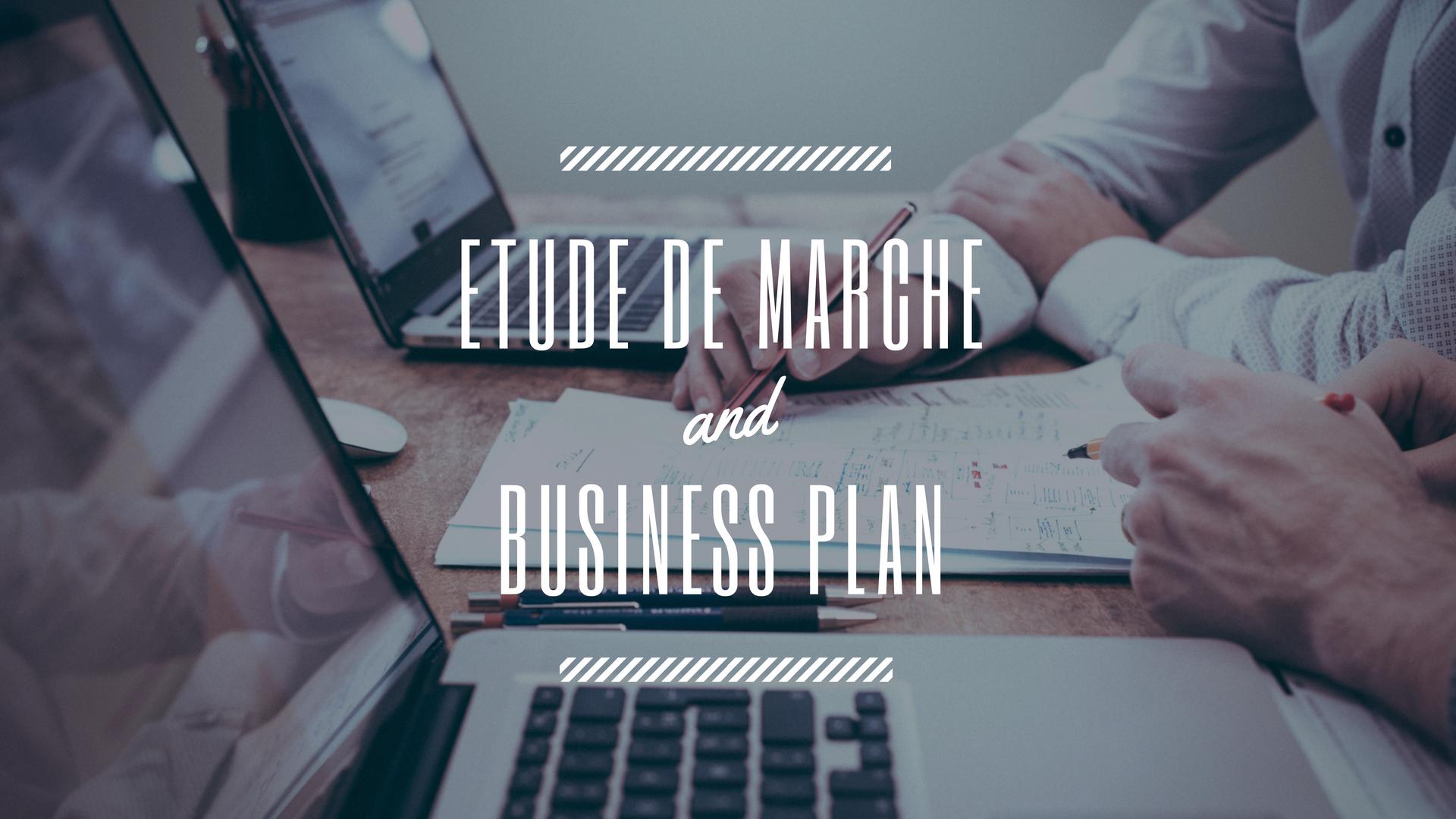 Il est nécessaire d fair une étude de marche et un business plan pour lancer son entreprise aux USA.