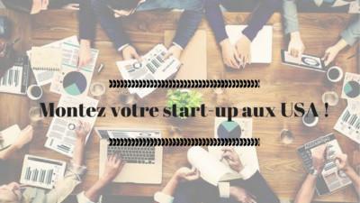 Montez votre start-up aux USA !