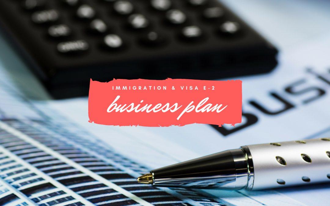 Visas E-2 : le business plan USA, la clef de votre réussite