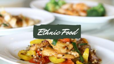 le fast-food ethnique aux USA a le vent en poupe.