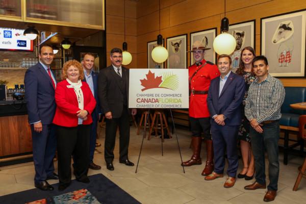 La Chambre de commerce Québec-Floride devient la Chambre de commerce Canada-Floride