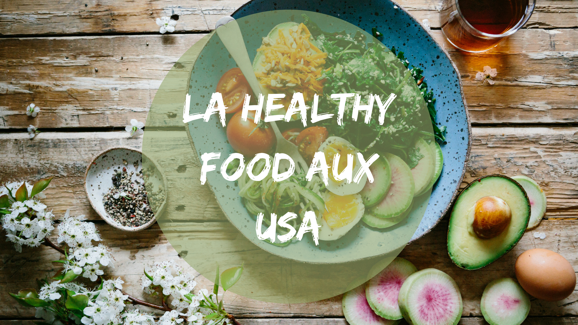 healthy food aux usa