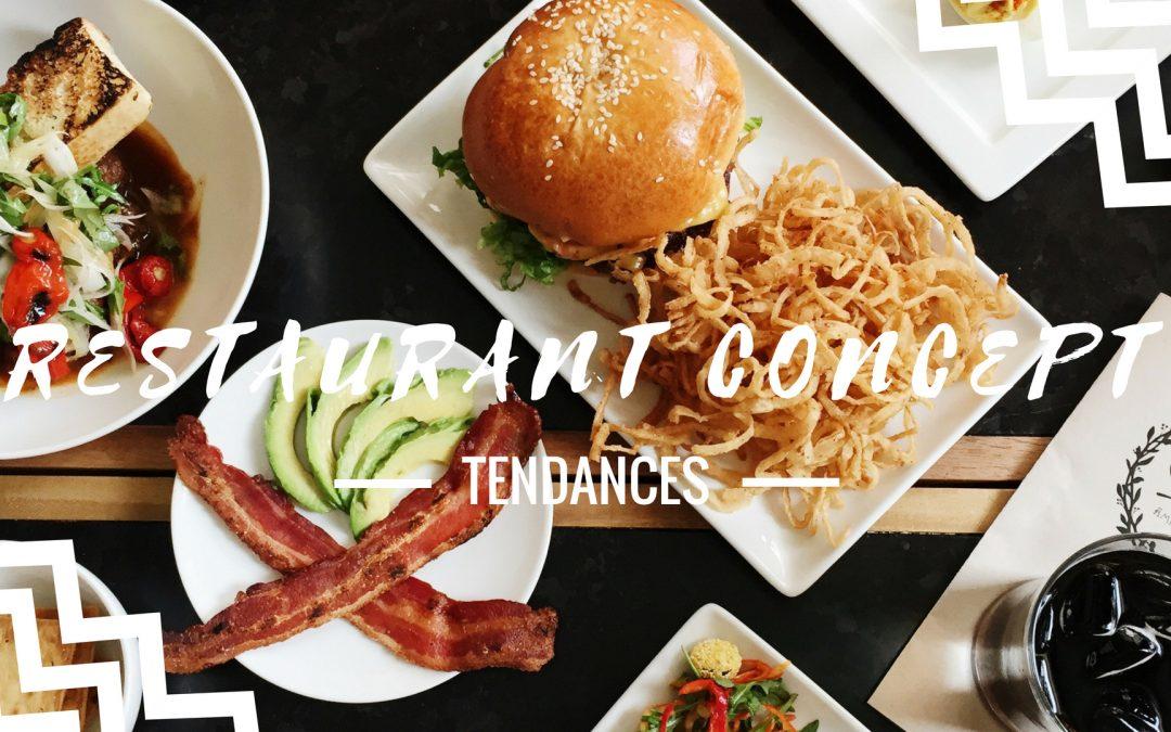 Tendance: les restaurants-concepts aux Etats-Unis