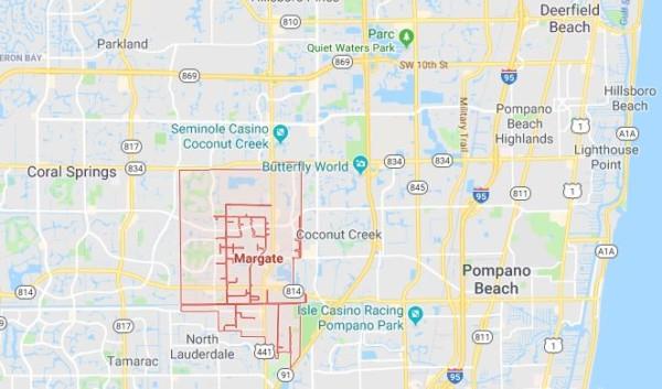 Parkland, Margate, Coconut Creek - Floride