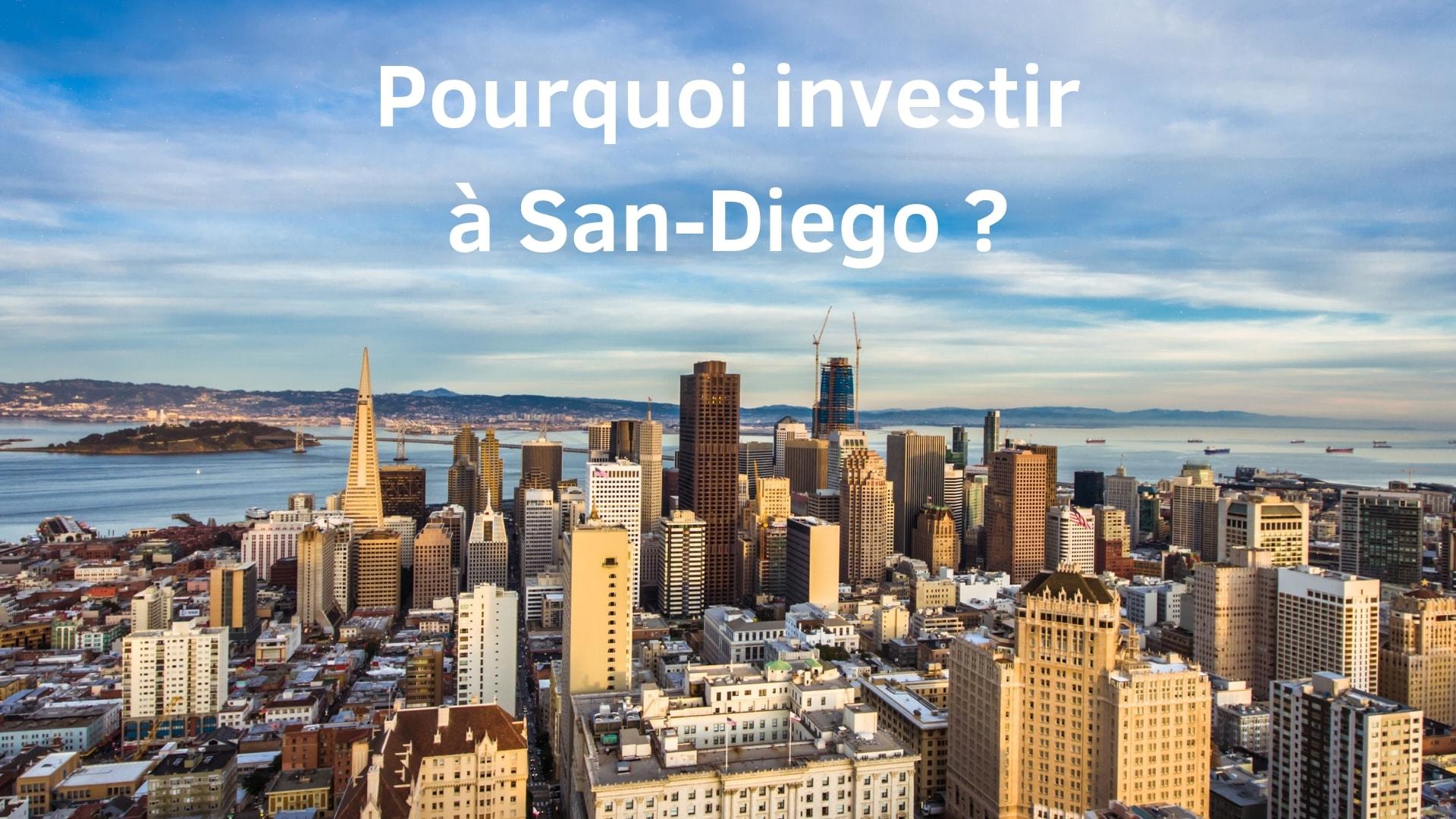 investir et entreprendre a san Diego en Californie