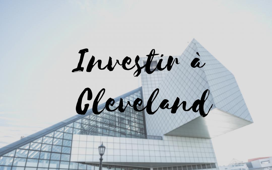 Cleveland, première destination des investisseurs immobiliers pour 2019