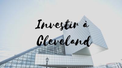 Après Détroit, c'est la capitale de l'Ohio qui connait un regain d'activités : Cleveland est devenu la destination préférée des investisseurs immobiliers dans le Midwest.