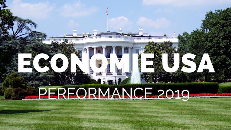 l'economie américaine est très performante en 2019