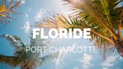 Tous les investisseurs immobiliers se tournent vers port charlotte en floride.