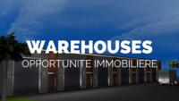 l'investissement dans un espace de stockage, warehouse est très rentable.