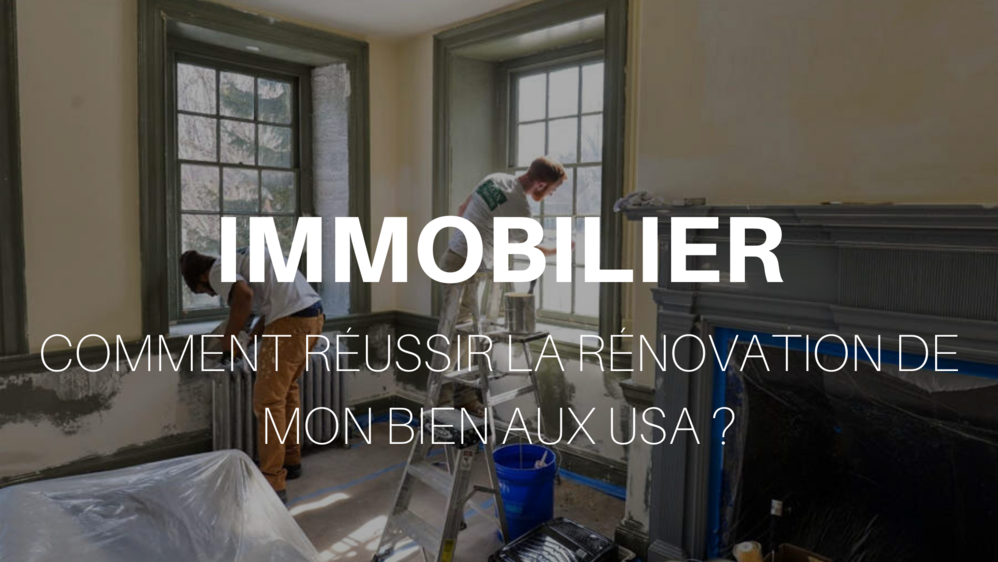 rénovation maison usa