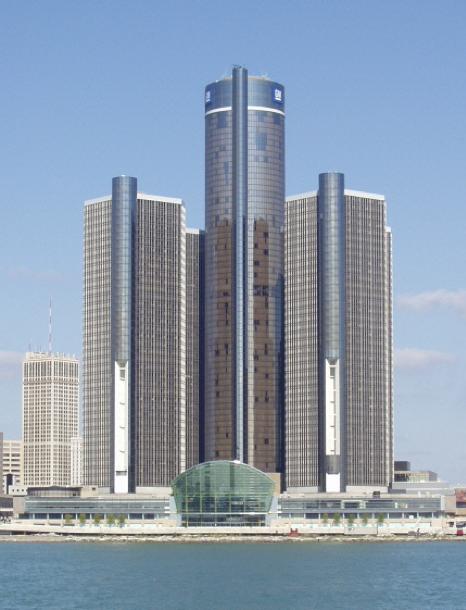 Renaissance immobilier Detroit
