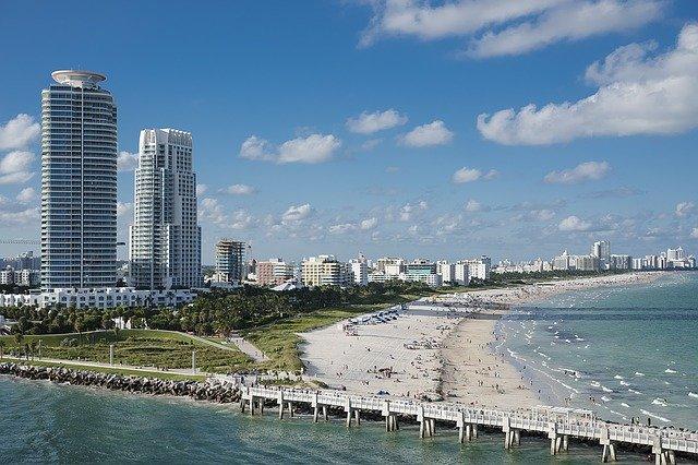 Prix de l'immobilier à Miami