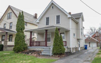 Maison – Collinwood à Cleveland