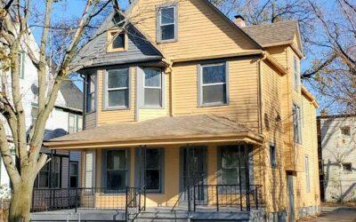 Maison – Glenville à Cleveland