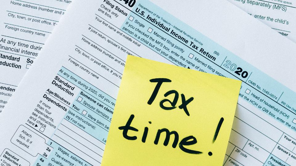 taux imposition aux Etats-Unis