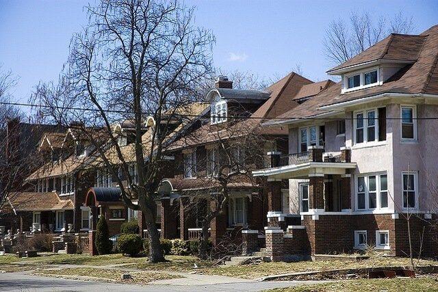 Detroit immobilier