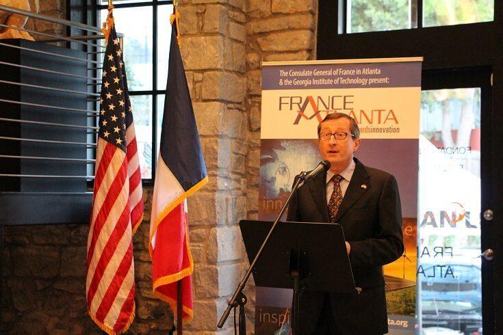 france atlanta Denis Barbet consul atlanta (1)