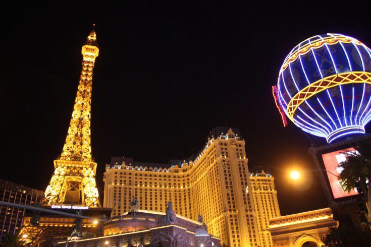 Tour Eiffel Las Vegas CES 2016