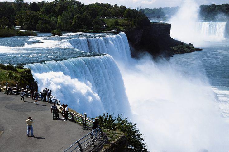 Niagara Falls NY State