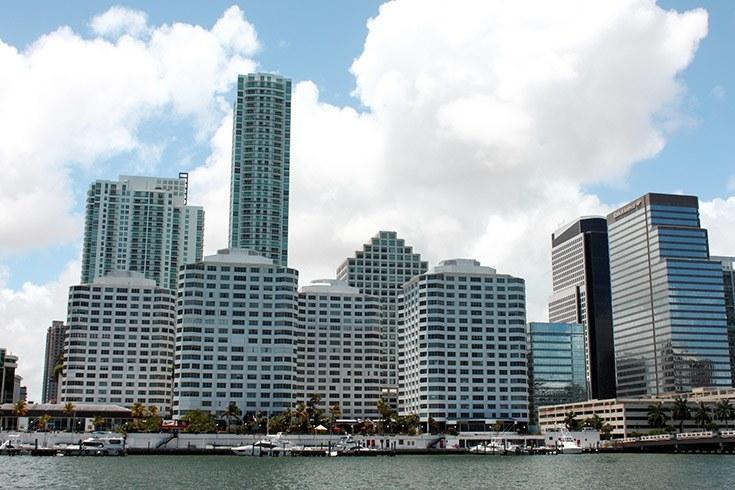 Miami immeuble
